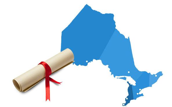 Ontario Certification