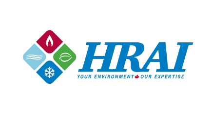 The Heating, Refrigeration and Air Conditioning Instituted of Canada (HRAI)