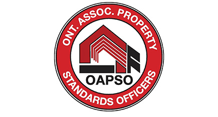 Ontario Association of Property Standards Officers