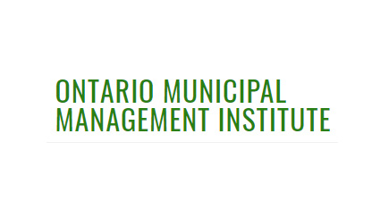 Ontario Municipal Management Institute (OMMI)