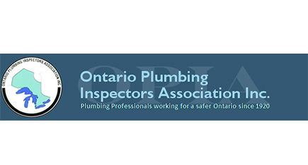 Ontario Plumbing Inspectors Association Inc.