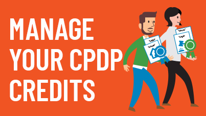 CPDP Cycle Ends Dec 31, 2019: Submit Completed Credits Soon!