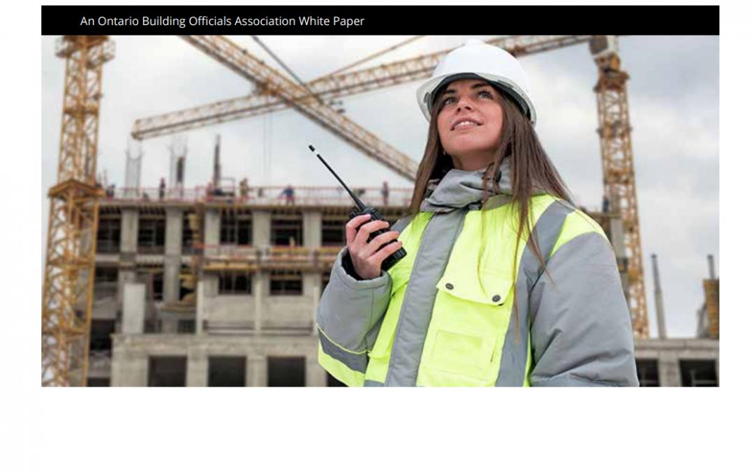 OBOA White Paper: Increasing Housing Supply in Ontario