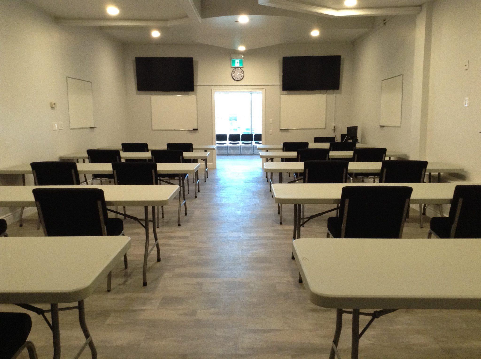 New OBOA Training Classroom Doors Open April 8th