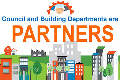 OBOA Council Building Departments are Partners